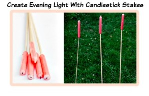 candlestakes